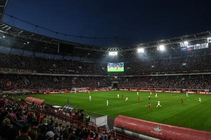 Стадион футбольного «Локомотива» переименовали