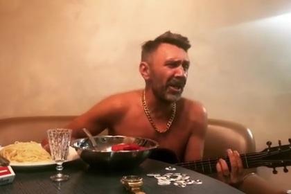 Шнуров песней прокомментировал победу «Зенита» над «Спартаком»