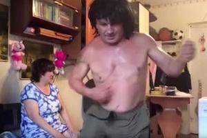 70-летняя «королева буги-вуги» покорила Галкина искрометным танцем