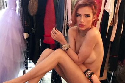 Диснеевская актриса назвала себя жертвой домогательств вслед за развратным фото