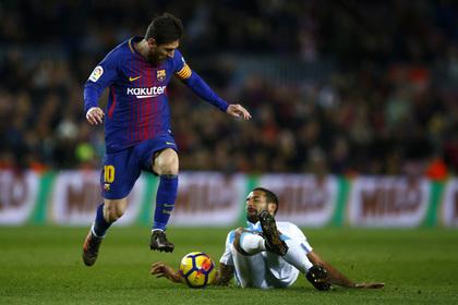 Названа зарплата Месси в «Барселоне»