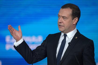 Медведев счел непопадание в «кремлевский список» поводом уволиться