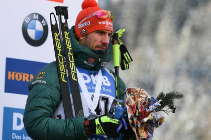 Выигравший золото биатлонист выступил против недопуска Шипулина к Олимпиаде