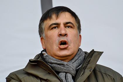 Саакашвили назвал Порошенко «подлым барыгой»