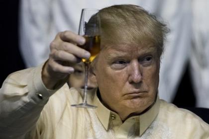 Трамп разжирел