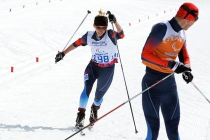 Российская биатлонистка Лысова стала пятикратной чемпионкой Паралимпиад