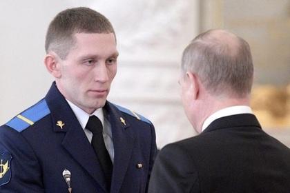 Путин рассекретил подвиг российского спецназовца
