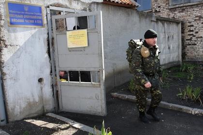 Украинские военные поучаствовали в массовой драке с гражданскими