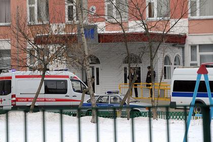 Иркутский школьник ударил ножом одноклассника во время урока