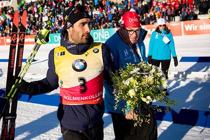 Фуркад пожелал россиянину лишения золота Олимпиады