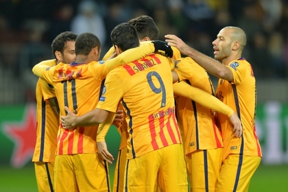 «Барселона» провела год без поражений и стала рекордсменом