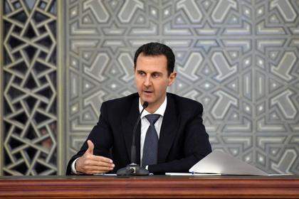 Асад попал в базу «Миротворца» из-за детей