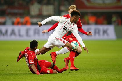 Букмекер bwin покажет матч «Байер» — «Бавария» в прямом эфире