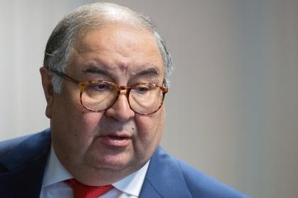 Усманов назвал печальным заявление Венгера об уходе
