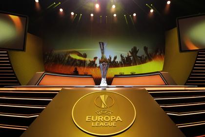 В Мексике украли и сразу нашли Кубок УЕФА