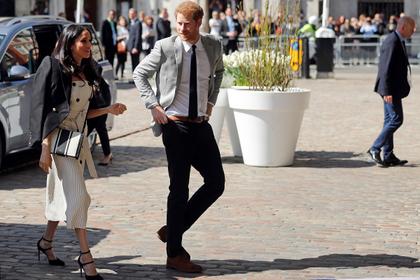 Принц Гарри исполнит свадебный танец под хит 80-х