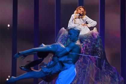 В сети поискали причины провала Самойловой на «Евровидении»