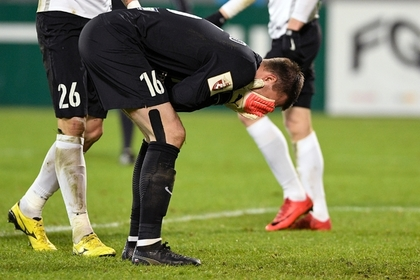 Российского вратаря уговорили сменить футбольное гражданство