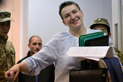 Савченко захотела отсидеть 22 года в российской тюрьме