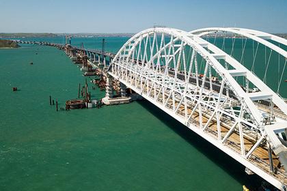 Украинцев попросили не расстраиваться из-за открытия Крымского моста