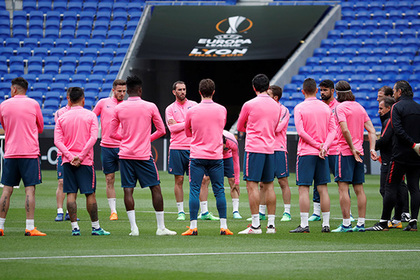 Букмекер назвал фаворита финального матча Лиги Европы