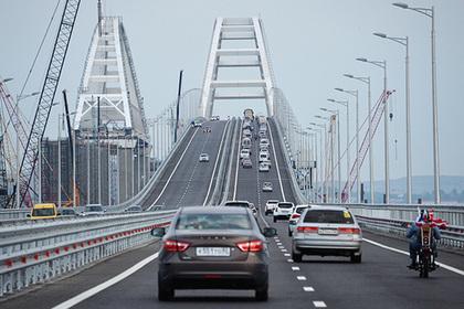 Подсчитаны убытки от Крымского моста для Украины