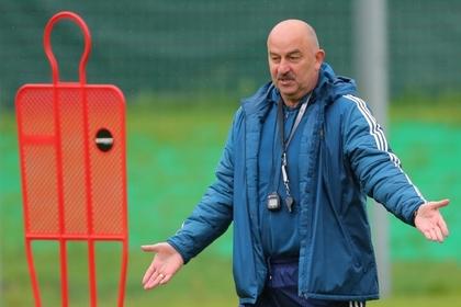 Черчесов назвал цель сборной России на чемпионате мира