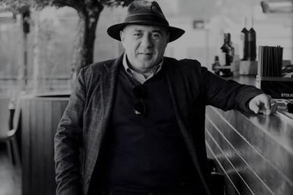 Умер актер и певец Гио Хуцишвили