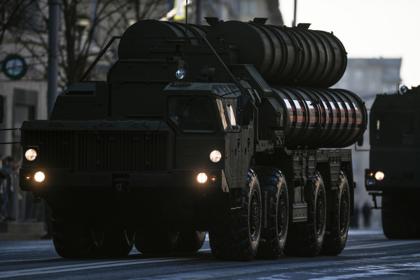 Турция приготовилась использовать российские С-400