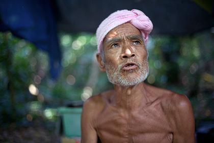 Прожившего почти 30 лет на острове отшельника насильно вернули к людям