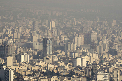 Иран обвинил Израиль в воровстве облаков