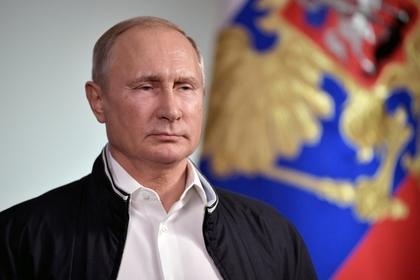 Путин отреагировал на проигрыш сборной России на ЧМ-2018
