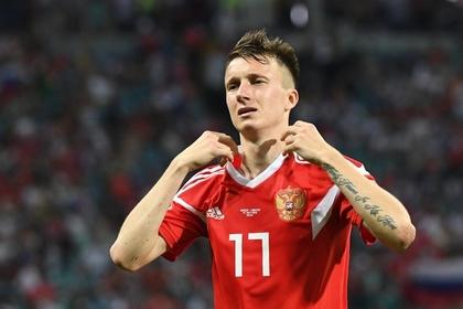 Российского футболиста включили в тройку главных открытий чемпионата мира
