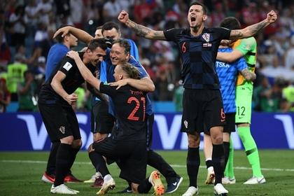 НАТО примазалось к успехам футболистов на чемпионате в России