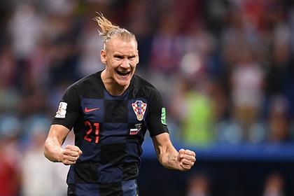Восславившего Украину защитника сборной Хорватии раскритиковали на родине