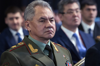 Шойгу вспомнил о своем крещении и признал конфликт России и Украины невозможным