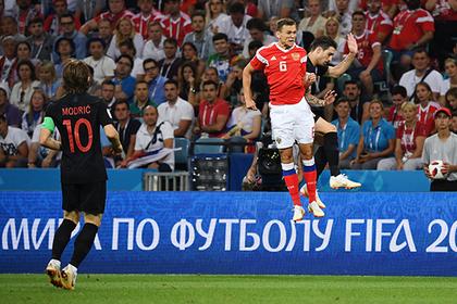 Капитан сборной Хорватии назвал Черышева братом