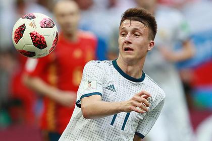 Футболиста сборной России посчитали идеальным для «Реала»