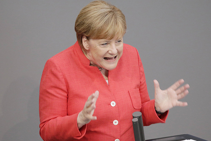 Меркель распекла Трампа