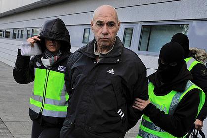 Приговоренный к трем тысячам лет тюрьмы террорист вышел на свободу