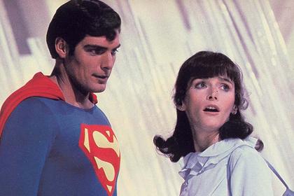 Названа причина смерти актрисы из «Супермена»