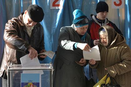 ДНР и ЛНР остались без выборов