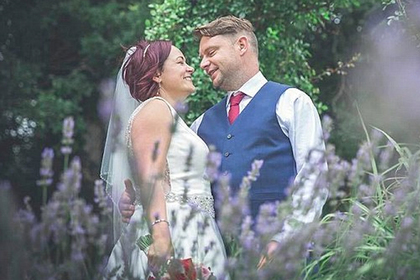 Жених умер через два часа после свадьбы