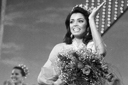 Умерла бывшая «Мисс Вселенная»