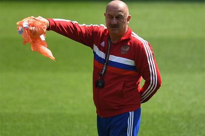 Черчесов захотел еще одного иностранца в сборную России