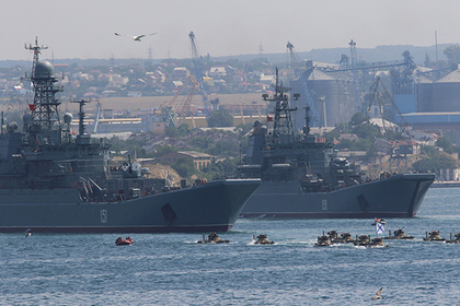 На Украине рассказали о страхах России на Азовском море