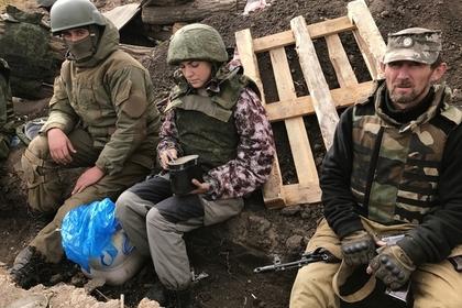 В Донецке задержали командира батальона Прилепина