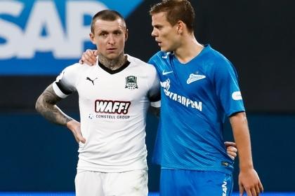 Кокорина и Мамаева захотели навечно лишить футбола