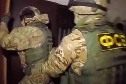 ФСБ раскрыла «спящую» ячейку террористов