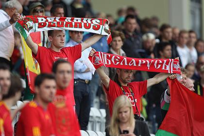 В Белоруссии запретили речoвку «Кто не скачет, тот москаль!»